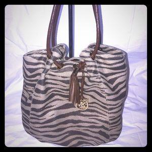 Michael Kors tiger marina handbag
